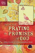 Cover: The One Year Praying the Promises of God