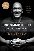Cover: The One Year Uncommon Life Daily Challenge