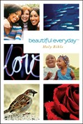 Cover: Beautiful Everyday Holy Bible NLT