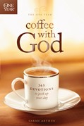 Cover: The One Year Coffee with God