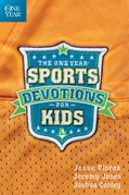 Cover: The One Year Sports Devotions for Kids