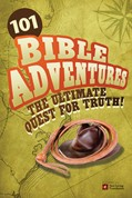 Cover: 101 Bible Adventures