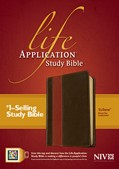 Cover: NIV Life Application Study Bible, Second Edition
