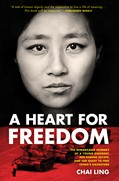 Cover: A Heart for Freedom