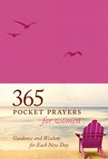 Cover: 365 Pocket Prayers for Women
