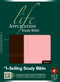 Cover: Life Application Study Bible NLT