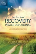 Cover: The One Year Recovery Prayer Devotional