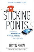 Cover: Sticking Points