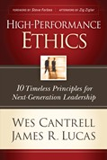 Cover: High-Performance Ethics