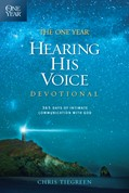 Cover: The One Year Hearing His Voice Devotional