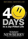 Cover: 40 Days to a Joy-Filled Life