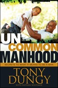 Cover: Uncommon Manhood