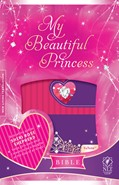 Cover: My Beautiful Princess Bible NLT