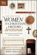 Cover: The One Year Women in Christian History Devotional