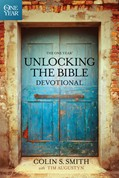 Cover: The One Year Unlocking the Bible Devotional