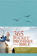 Cover: 365 Pocket Promises from the Bible