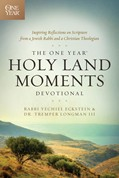 Cover: The One Year Holy Land Moments Devotional