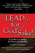 Cover: Lead . . . for God's Sake!