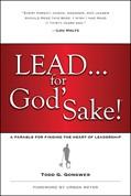 Cover: LEAD . . . for God's Sake!