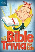 Cover: The One Year Book of Bible Trivia for Kids