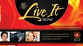 Cover: Live It Now! Dramatized Audio Bible
