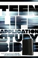 Teen Life Application Study Bible NLT : LeatherLike, Black