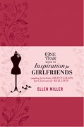Cover: The One Year Book of Inspiration for Girlfriends