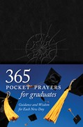 Cover: 365 Pocket Prayers for Graduates
