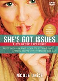 Cover: She's Got Issues DVD Curriculum
