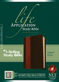 Cover: NLT Life Application Study Bible, Second Edition, Personal Size
