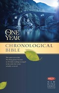 Cover: The One Year Chronological Bible NKJV