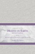 Cover: The One Year Heaven on Earth Devotional