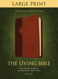 Cover: The Living Bible Large Print Edition