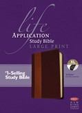 Cover: Life Application Study Bible NKJV, Large Print