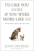 Cover: I'd Like You More If You Were More like Me