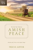 Cover: The One Year Book of Amish Peace