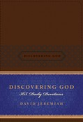 Cover: Discovering God