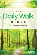 Cover: The Daily Walk Bible NIV