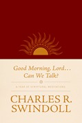 Cover: Good Morning, Lord . . . Can We Talk?