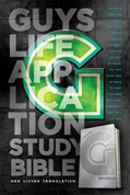 Cover: Guys Life Application Study Bible NLT