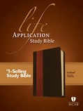 Cover: HCSB Life Application Study Bible, Second Edition