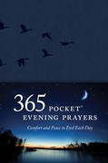 Cover: 365 Pocket Evening Prayers