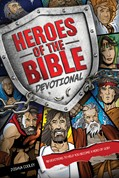 Cover: Heroes of the Bible Devotional