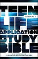 Teen Life Application Study Bible NLT, compact edition : Softcover
