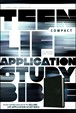 Teen Life Application Study Bible NLT, compact edition : LeatherLike, Black Go