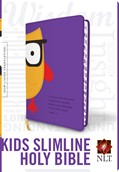Cover: Kids Slimline Bible NLT