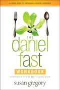 Cover: The Daniel Fast Workbook