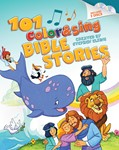 Cover: 101 Color & Sing Bible Stories