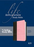 Cover: Life Application Study Bible KJV