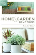 Cover: The One Year Home and Garden Devotions